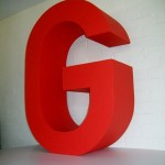 1000mm-high-300mm-thick-red-polystyrene-letter