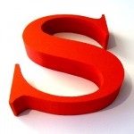 red-letter-s