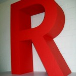 1000mm-high-300mm-thick-red-polystyrene-letters