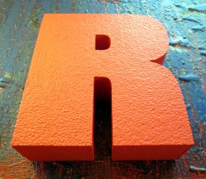 red-painted-polystyrene-letters-compacta-blackfont