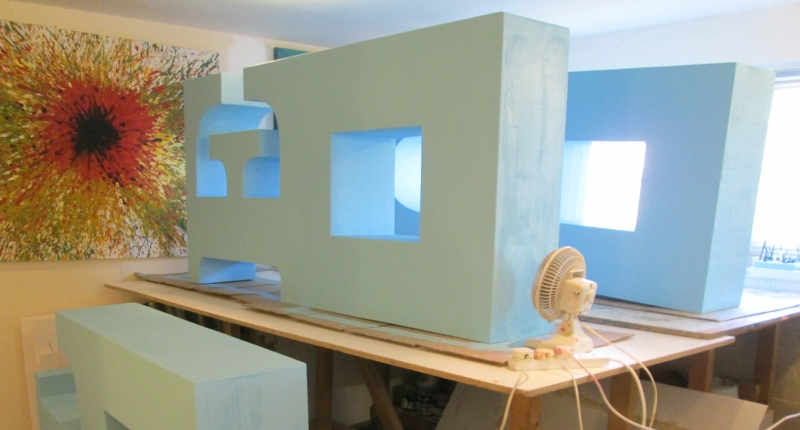 large-painted-polystyrene-three-layers-painted