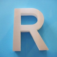 letter-r-polystyrene-brushed-alloy-faced