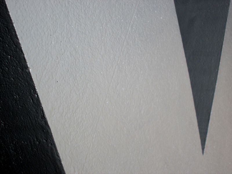 silver-painted-polystyrene
